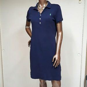 Ralph Lauren Sport Polo Shirt Dress